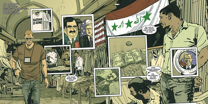 """Experience And Character Shine In """"Sheriff of Babylon #2"""" (Review)"""