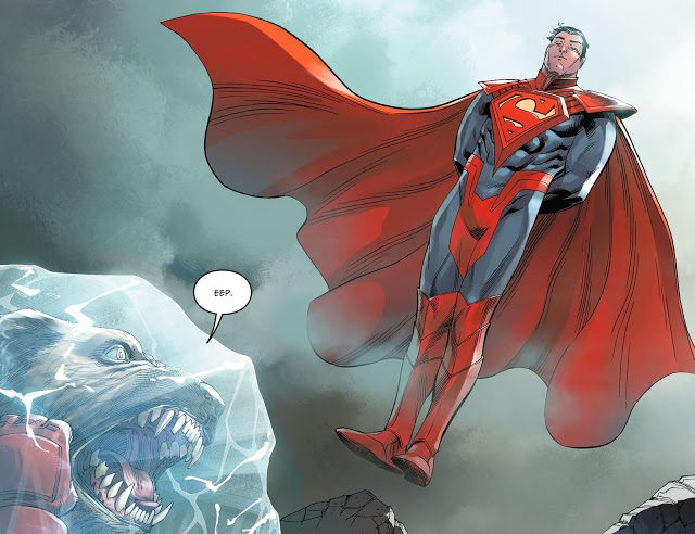 "Beware The Reign Of Superman ""Injustice Gods Among Us: Year Five #1"" (Review)"