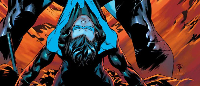"""Nightwing faces off against Orca in """"Nightwing"""" #12 (GWW Exclusive Preview)"""