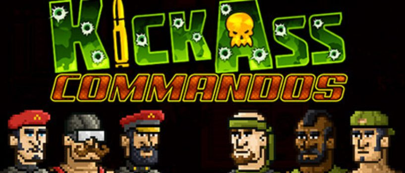 All Out of Gum- Kickass Commandos Review