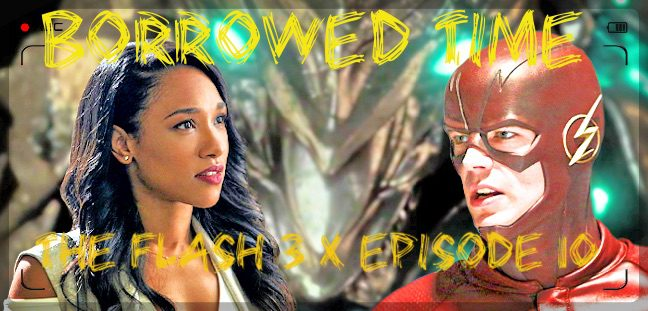 Breaking Down The Flash Season 3 Episode 10 Preview