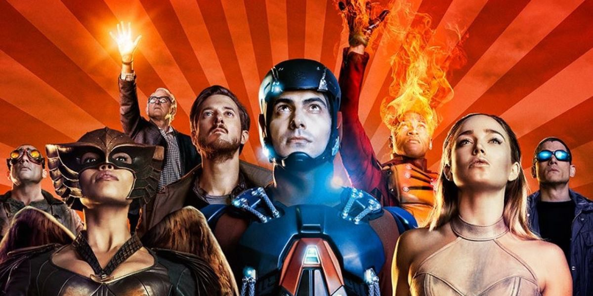 DC's Legends of Tomorrow Moves to New Night