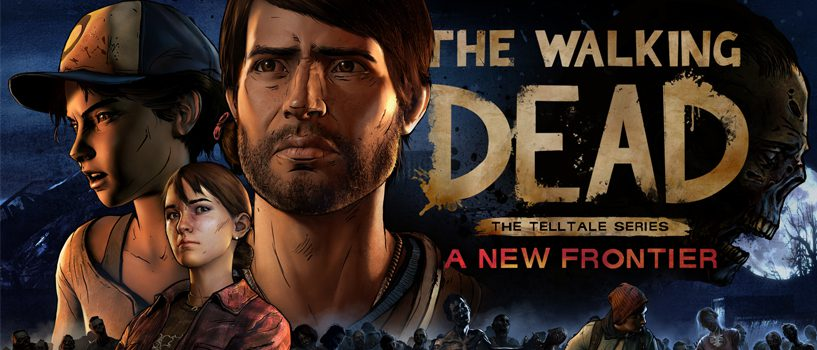 """""""The Walking Dead"""": The Telltale Series—'A New Frontier' (Review)"""