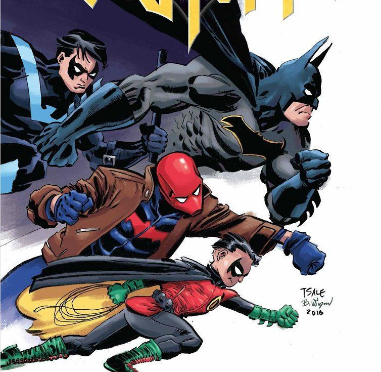 The Calm Before in Batman #16 REVIEW