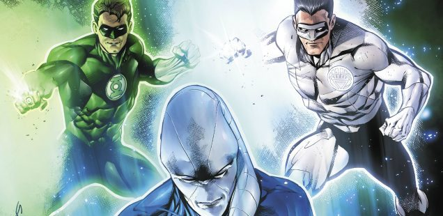 We must accept finite disappointment, but never lose infinite hope in Hal Jordan and the Green Lantern Corps #14 REVIEW