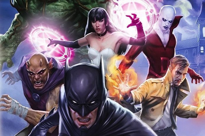 Dancing with Demons in Justice League Dark Review