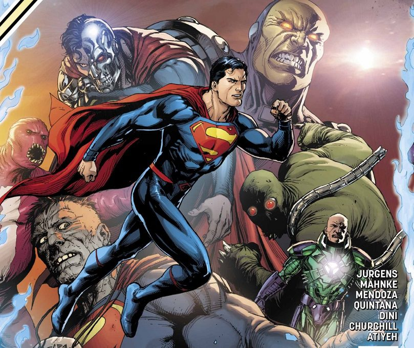 A Must-read Mysterious Mayhem in Action Comics #975 (Spoiler Free Review)