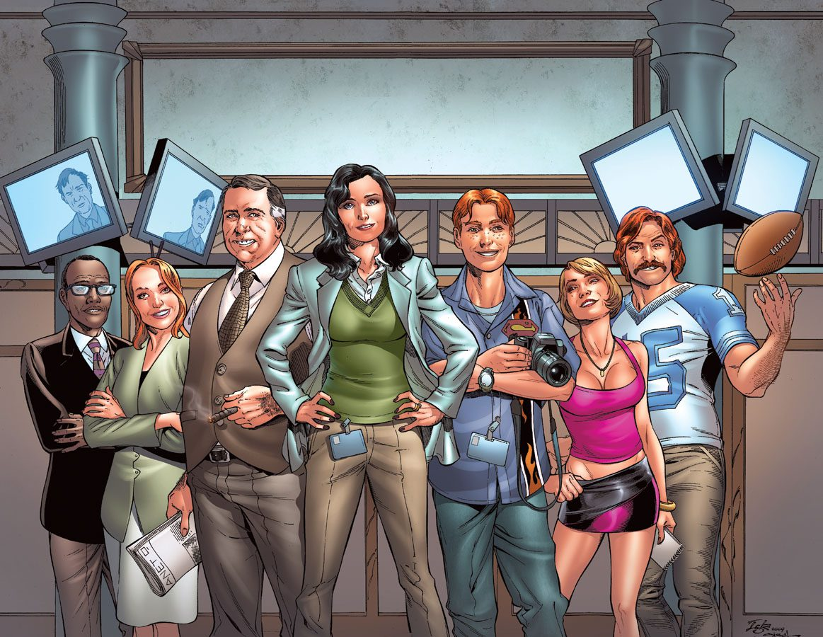 Which Comic Character Could Aaron Sorkin Adapt to the Screen?