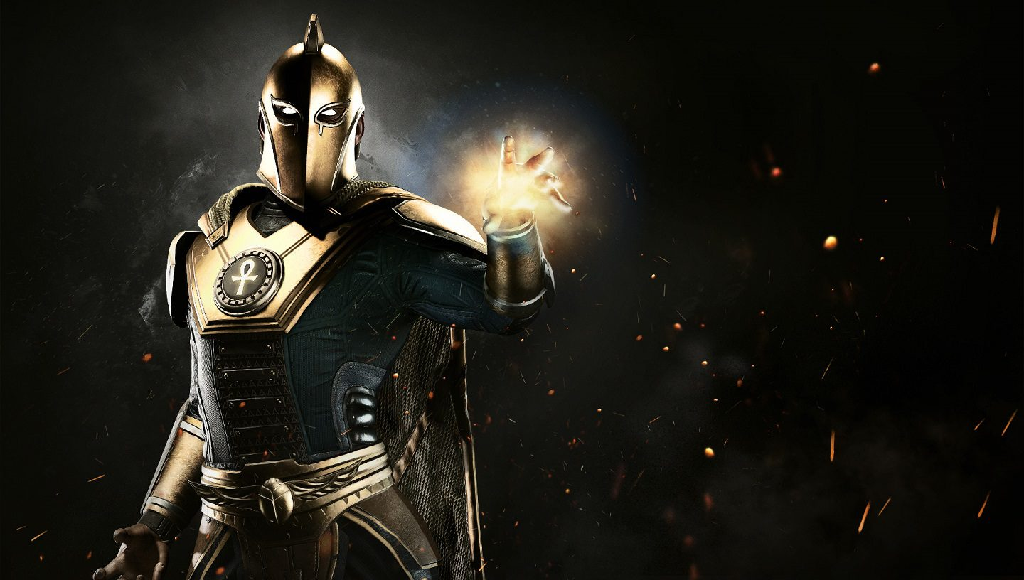 Put Your Faith in Dr. Fate in this Injustice 2 Gameplay Trailer
