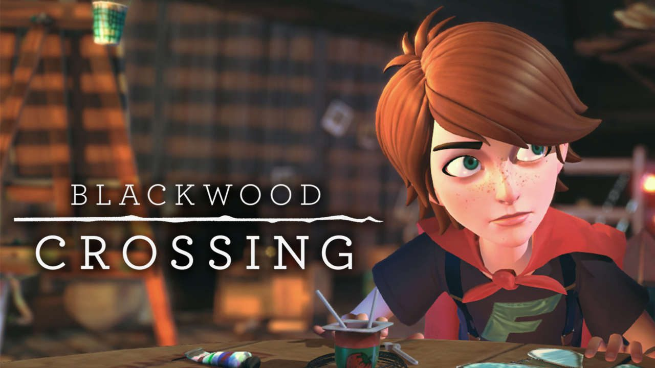 A Journey of Life, Love and Loss a Preview of PaperSeven's Blackwood Crossing
