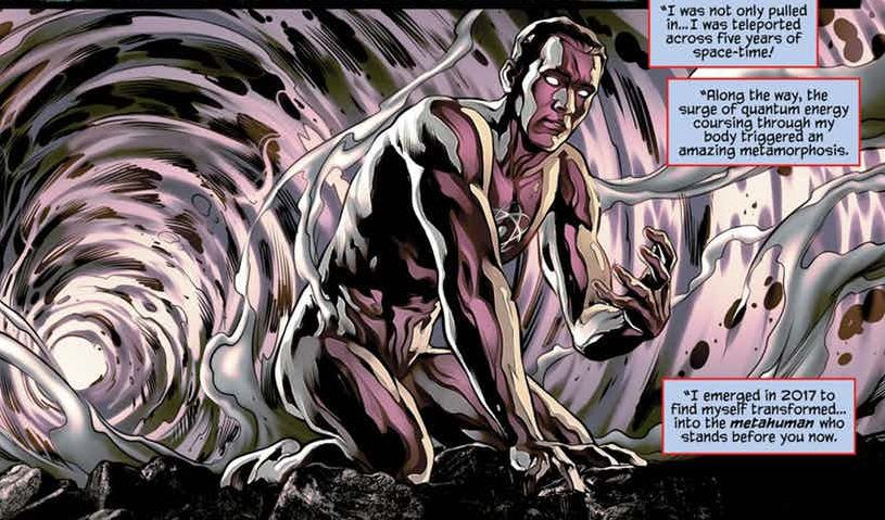 The Fall and Rise of Captain Atom #4 Review