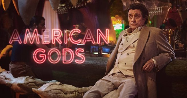 "American Gods 1X02 ""The Secret of the Spoon"" Review"