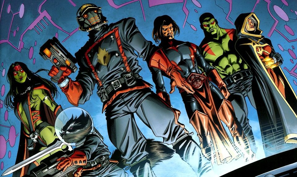 RECAST: Guardians Of The Galaxy 1984
