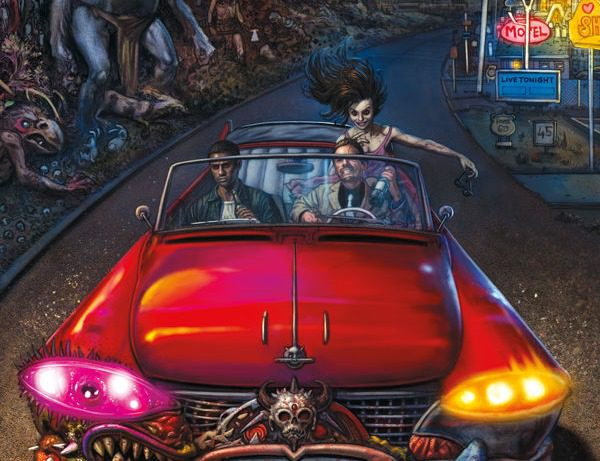 American Gods: Shadows #4 Review