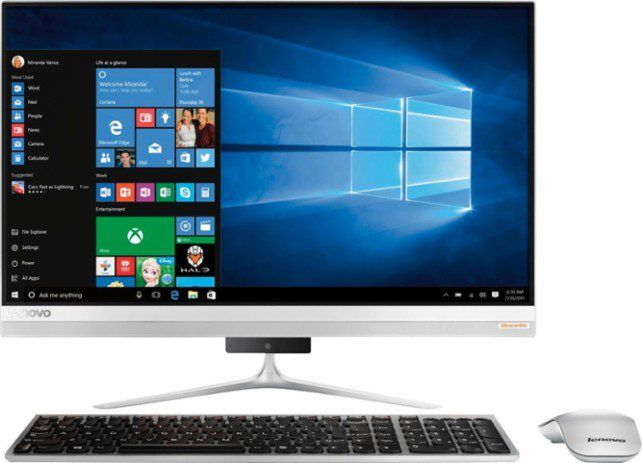 Lenovo 520S All-In-One