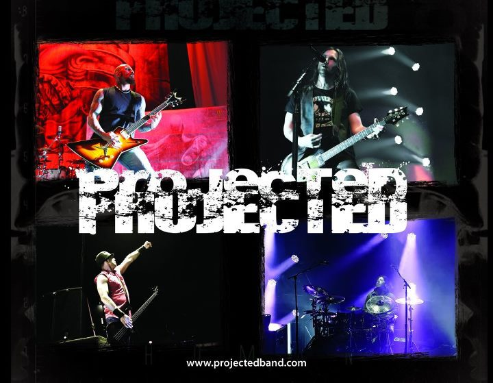 """PROJECTED """"IGNITE MY INSANITY"""" CD set to release on July 21st"""