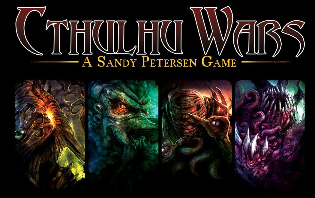 Cthulhu Wars brings H.P. Lovecraft's world to life on your table top!