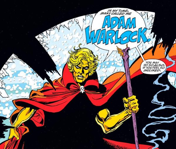 Comics In SPACE! #1: The Warlock War