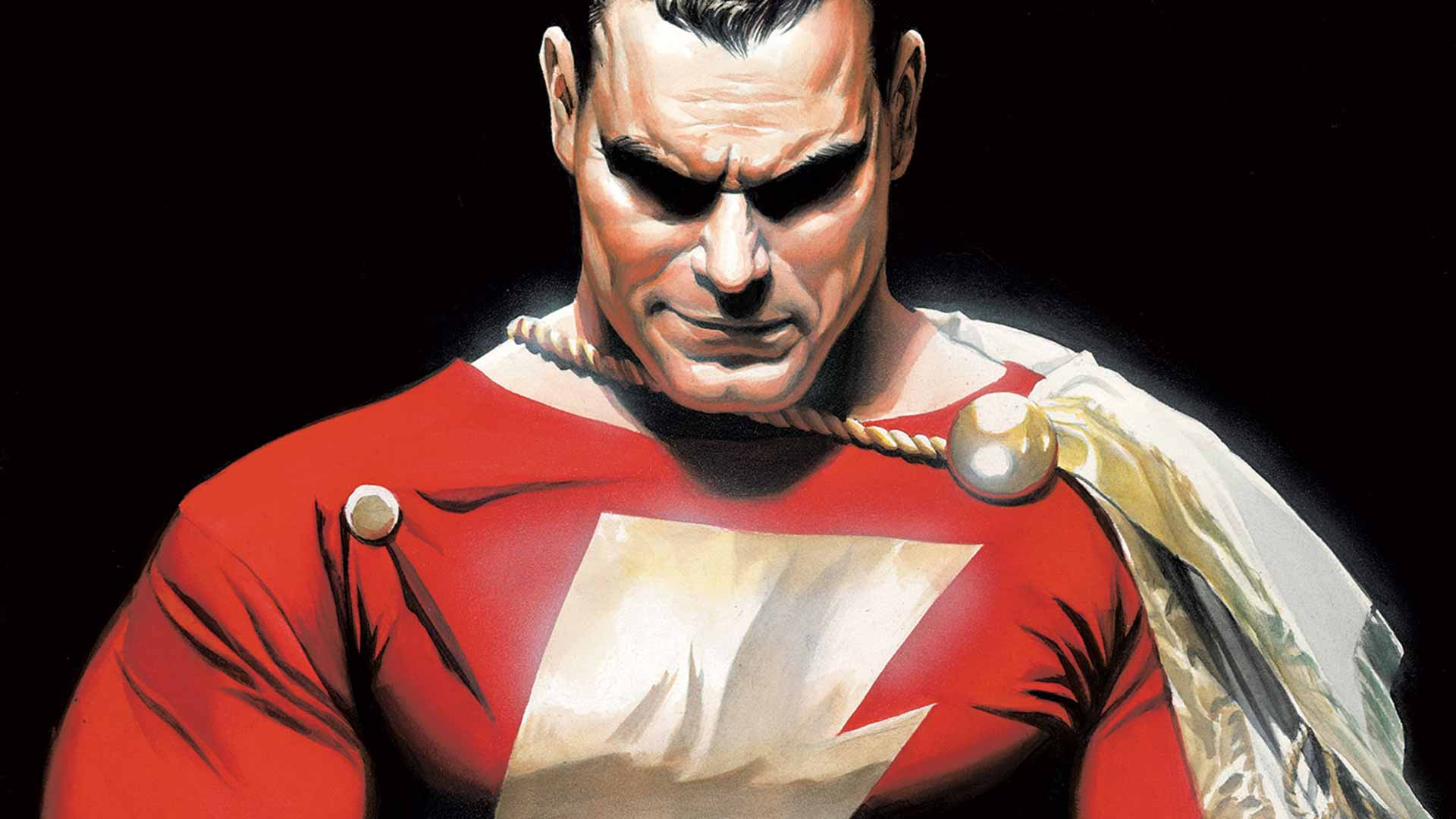 Why does Shazam have a short cape?!?