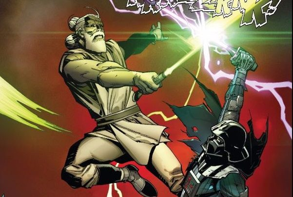 Darth Vader #4 REVIEW