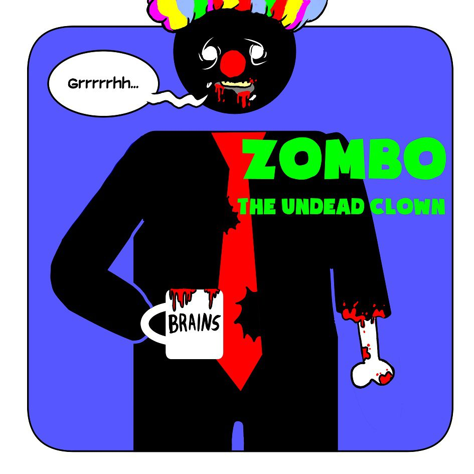 HardAtWork #24: Zombo The Undead Clown