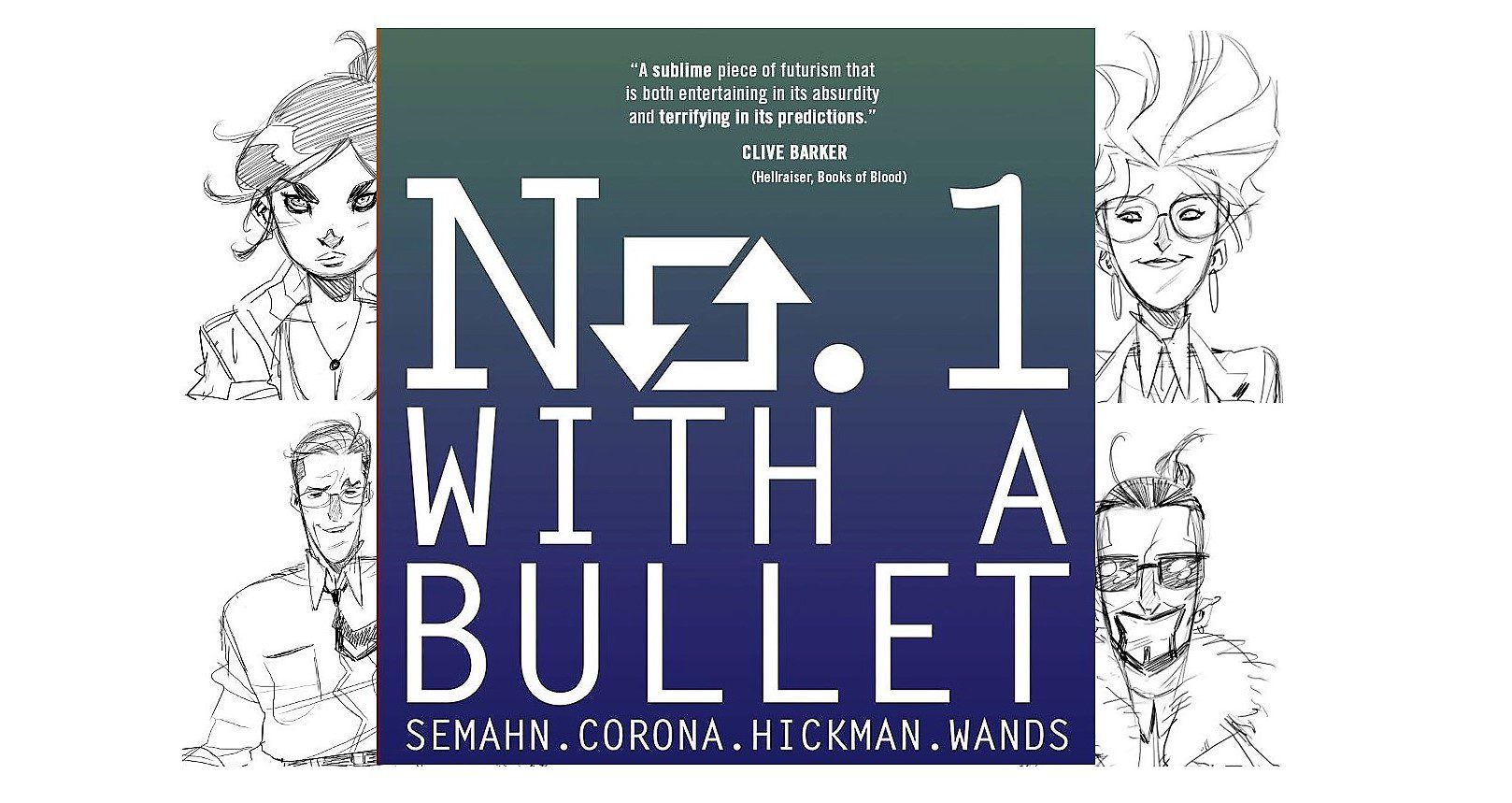 Jacob Semahn and Jorge Corona Talk No. 1 With a Bullet, Technology, and the Perils of Social Media