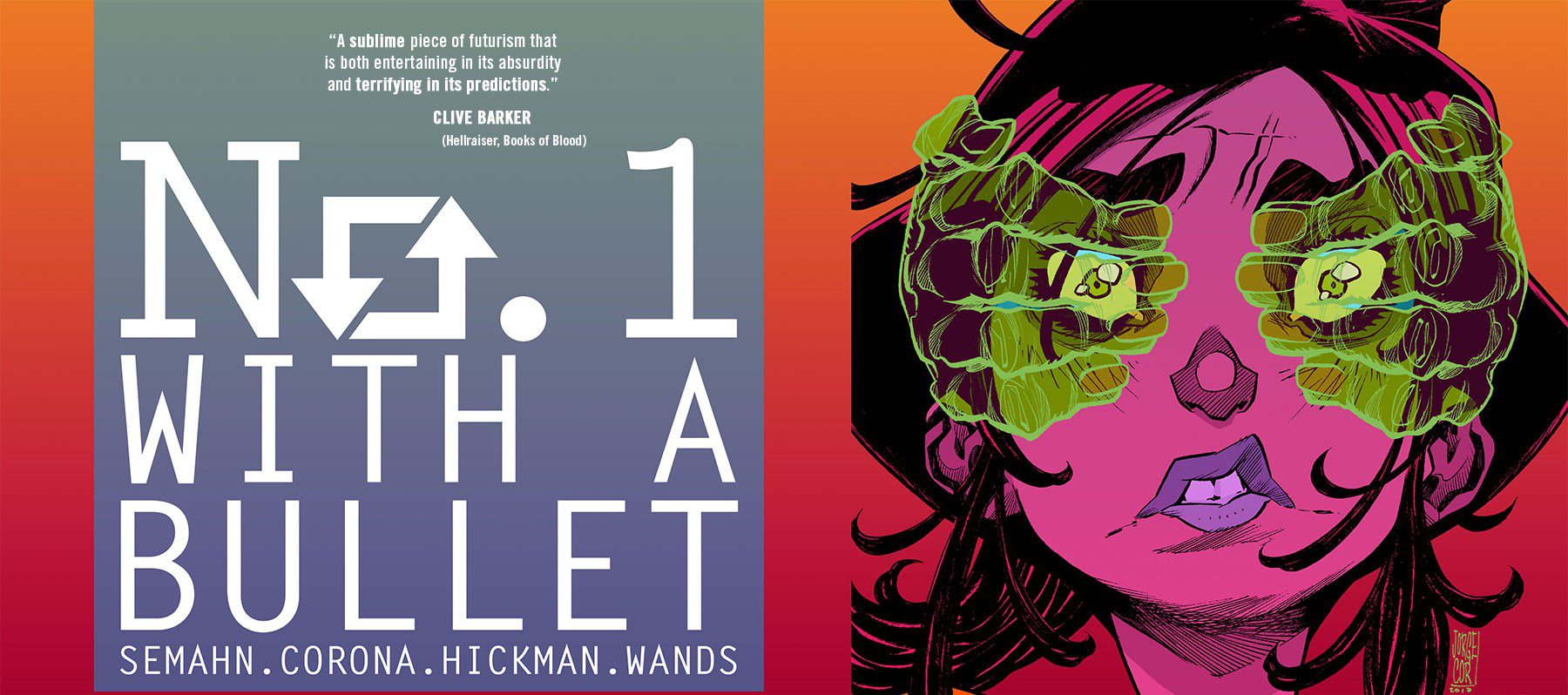 No. 1 With a Bullet Will Make You Fear the Internet – PREVIEW
