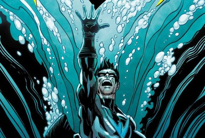 Nightwing #31 EXCLUSIVE Preview