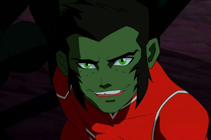 Beast Boy Cast in Live Action Titans Series