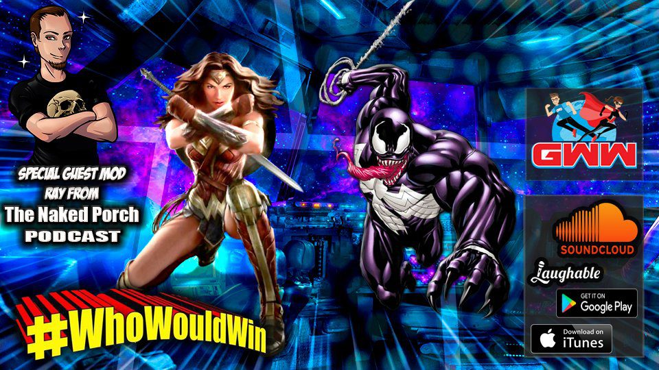 #WhoWouldWin: Wonder Woman vs. Venom