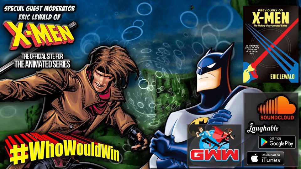 #WhoWouldWin? Gambit vs. Batman