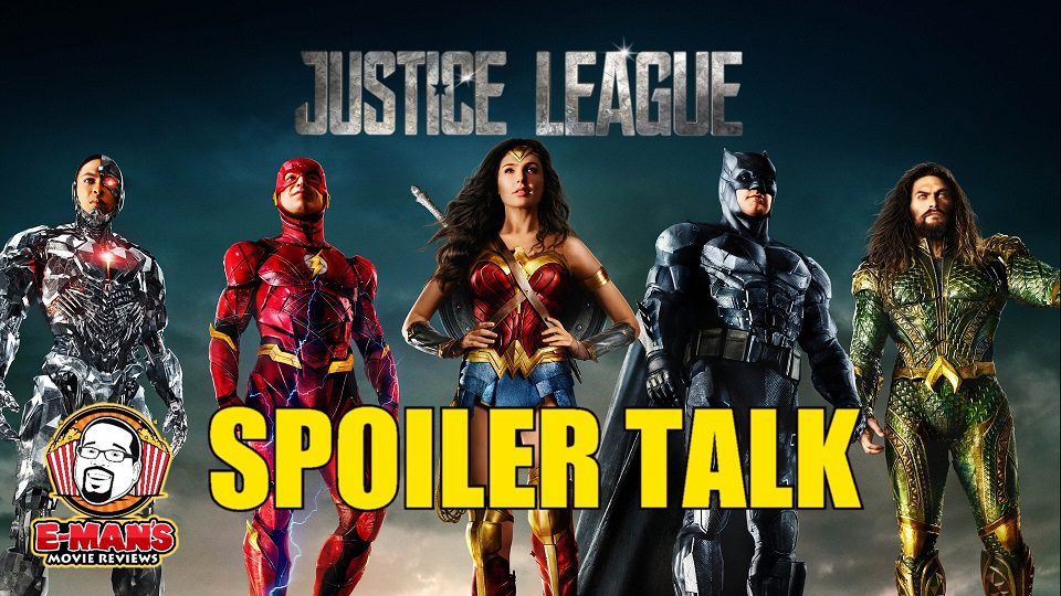 Justice League Spoilers Discussion