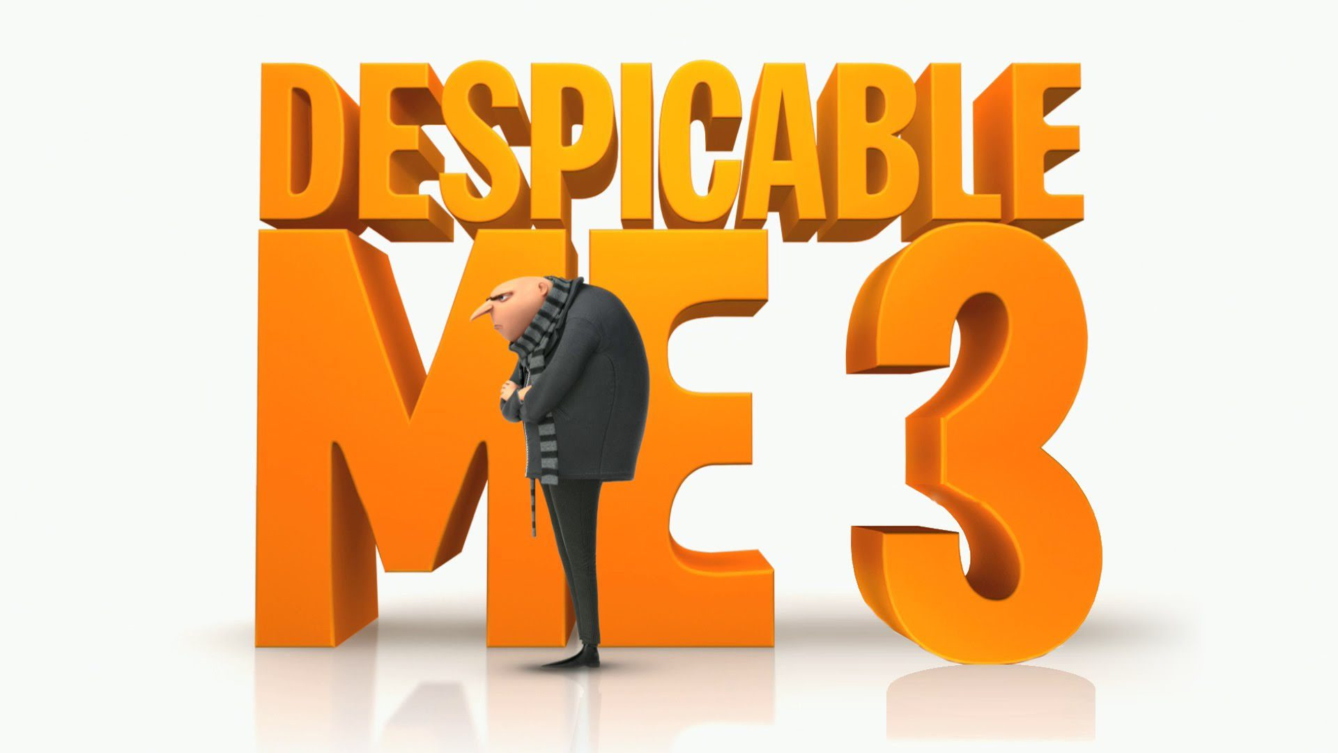 Despicable Me 3 Special Edition Blu-Ray Coming in Time for the Holidays