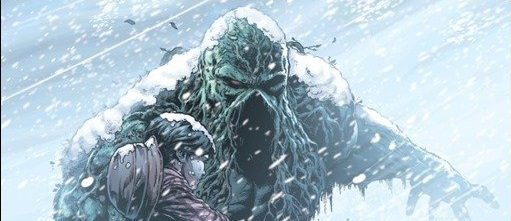 Swamp Thing Winter Special #1 Review