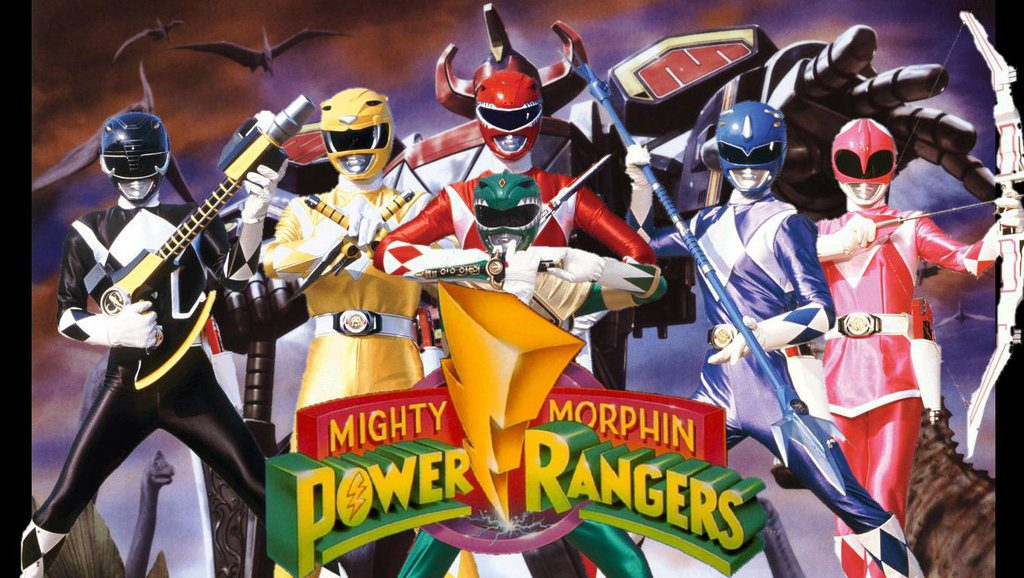Hasbro Gains Power Rangers Toy Rights