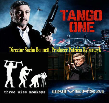 365Flicks #103: Indie Talk… **Tango One** Director Sacha Bennett, Producer Patricia Rybarczyk