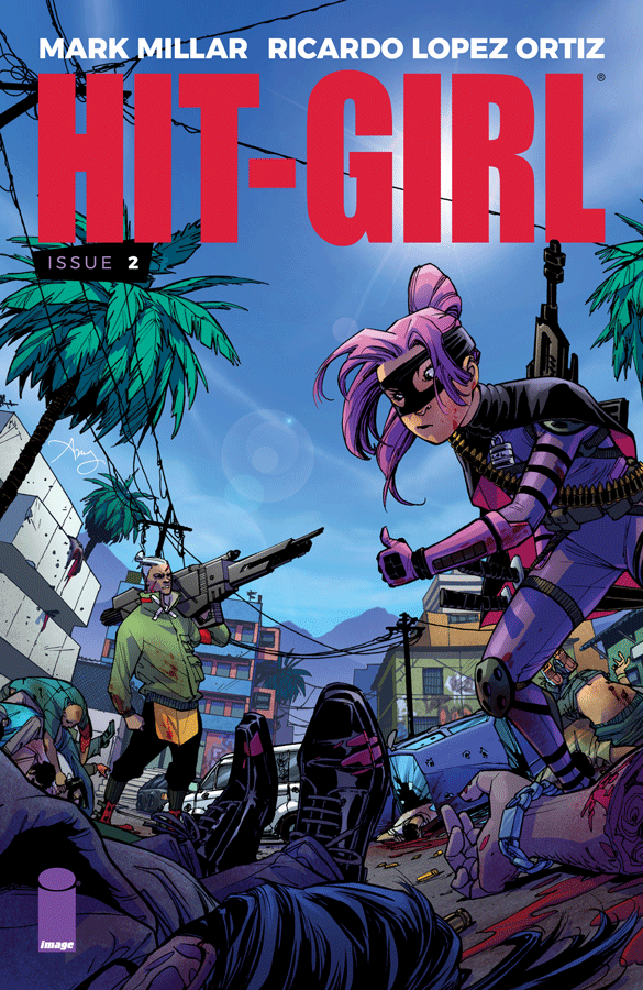 Hit-Girl Issue 2 Review