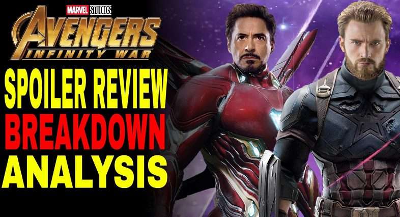 Avengers: Infinity War SPOILER FILLED Video Review