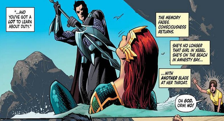 Mera: Queen of Atlantis #3 Review