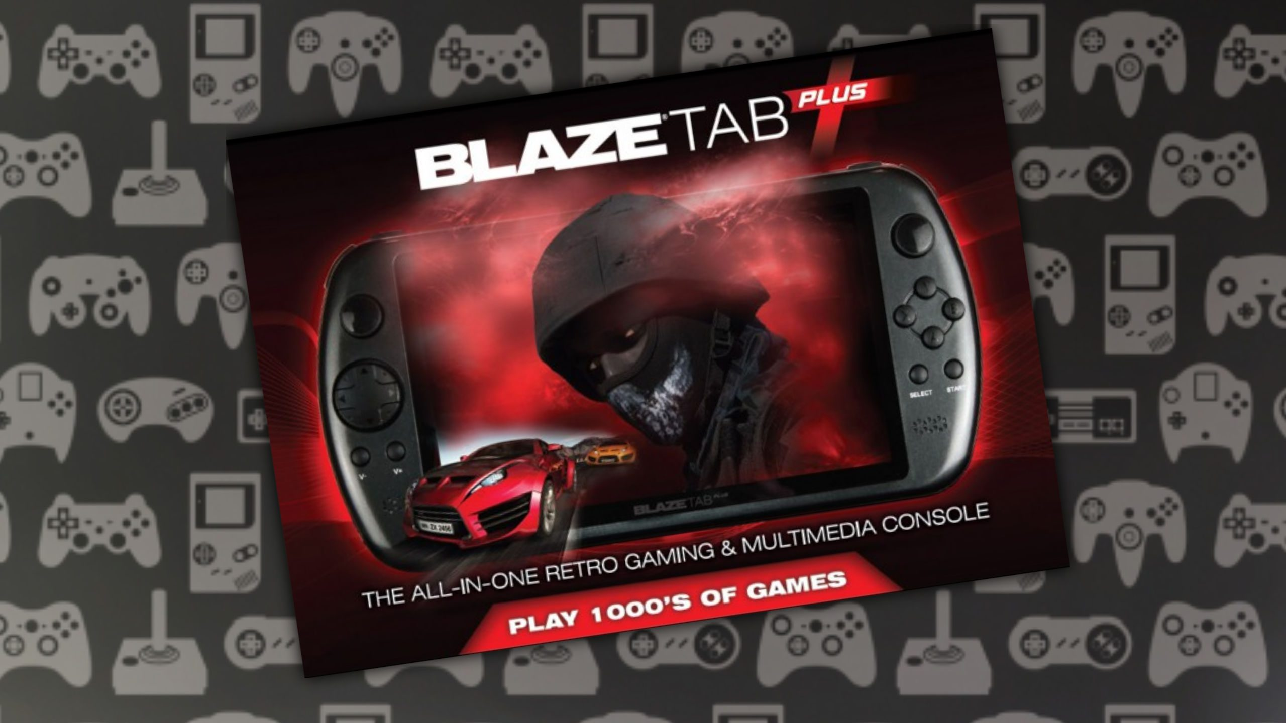 Retro Gaming System that Fits in Your Pocket? BlazeTab Plus Review