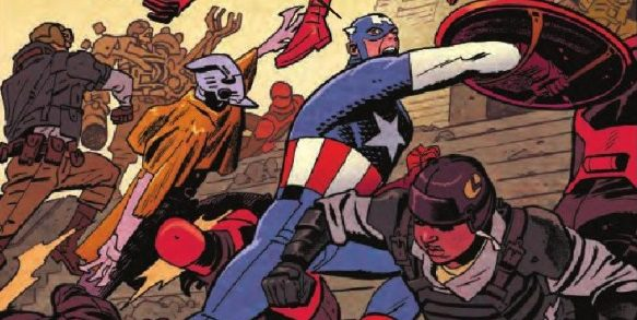 Captain America #700 REVIEW