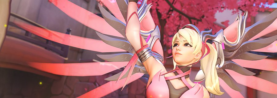 UNLOCK PINK MERCY AND HELP SUPPORT BREAST CANCER RESEARCH
