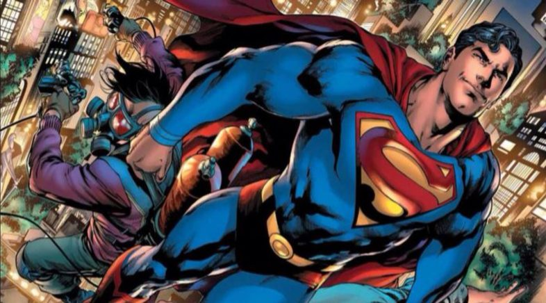 The Man of Steel #1 Review