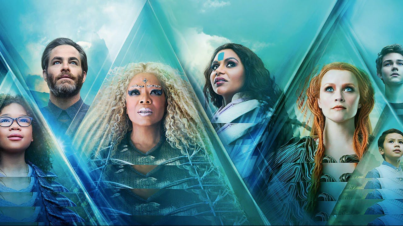 Enter for a chance to win a A Wrinkle in Time: Blue-ray Combo Pack