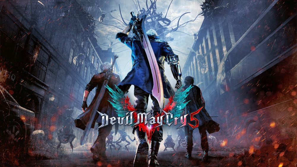 Nero is back with the latest trailer for Devil May Cry 5