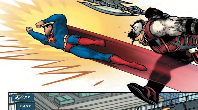 The Man of Steel #4 Review
