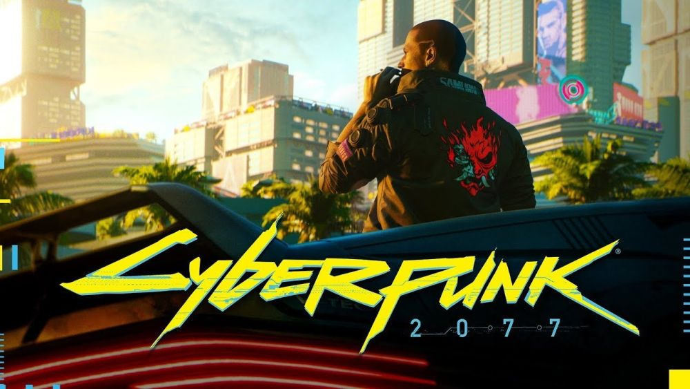 First look at the new futuristic role-playing game from CD PROJEKT RED, Cyberpunk 2077