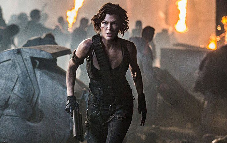 Milla Jovovich's 'Monster Hunter' Shoots October-December In Cape Town, South Africa