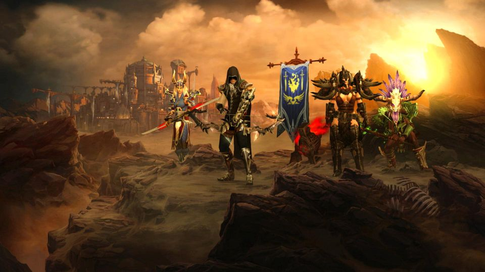Diablo III is coming to the Nintendo Switch Trailer