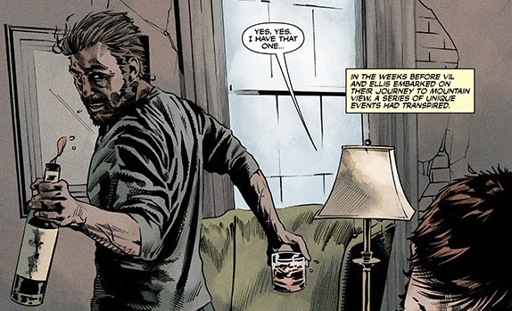 The Dead Hand #6 Review